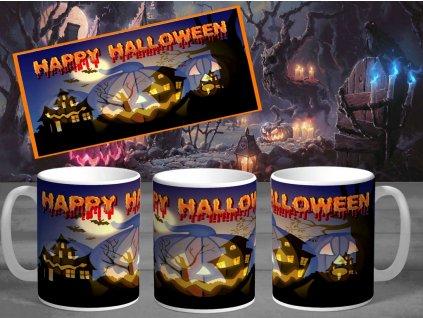 Halloweenský hrneček- Halloween 17