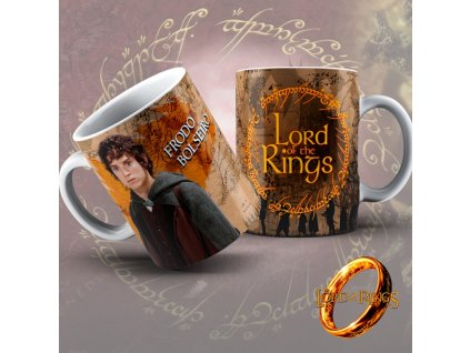 Hrneček z filmu Lord of the rings / Pán Prstenů- Frodo