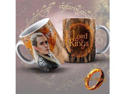 Hrneček z filmu Lord of the rings / Pán Prstenů- Legolas