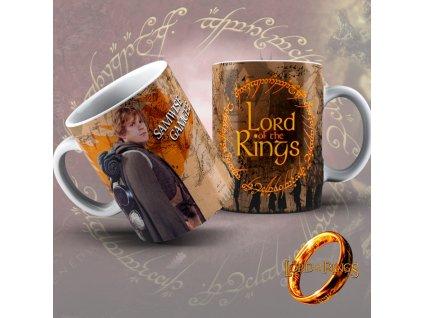 Hrneček z filmu Lord of the rings / Pán Prstenů- Samvěd