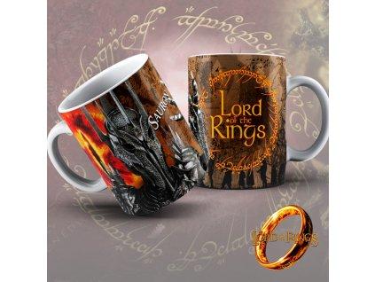 Hrneček z filmu Lord of the rings / Pán Prstenů- Sauron