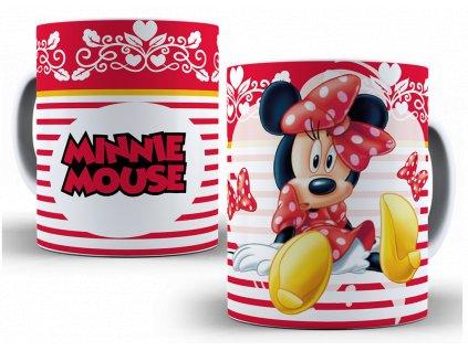 Hrneček Mickey a Minnie- Mickey 7