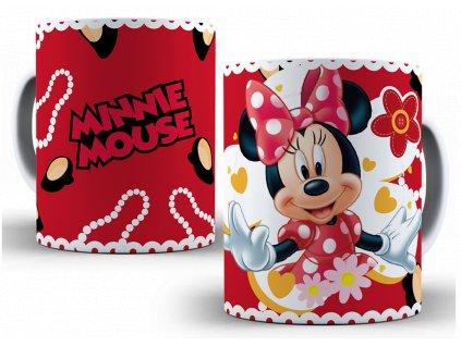 Hrneček Mickey a Minnie- Mickey 10