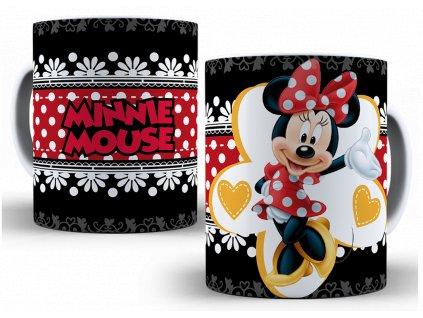 Hrneček Mickey a Minnie- Mickey 15