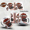 Hrneček s motivem-  Harley Davidson 34