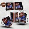 Hrneček s motivem-  Harley Davidson 35