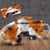 Hrneček s motivem Formule- McLaren 1