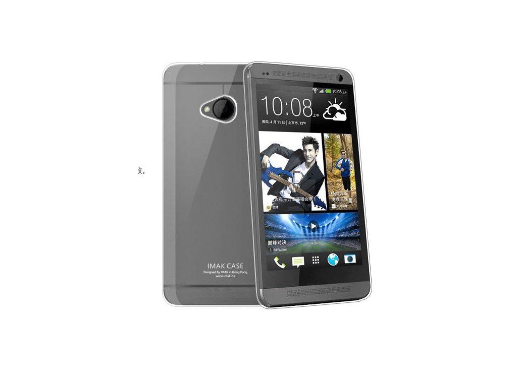 Průhledné pouzdro Imak pro HTC One M8