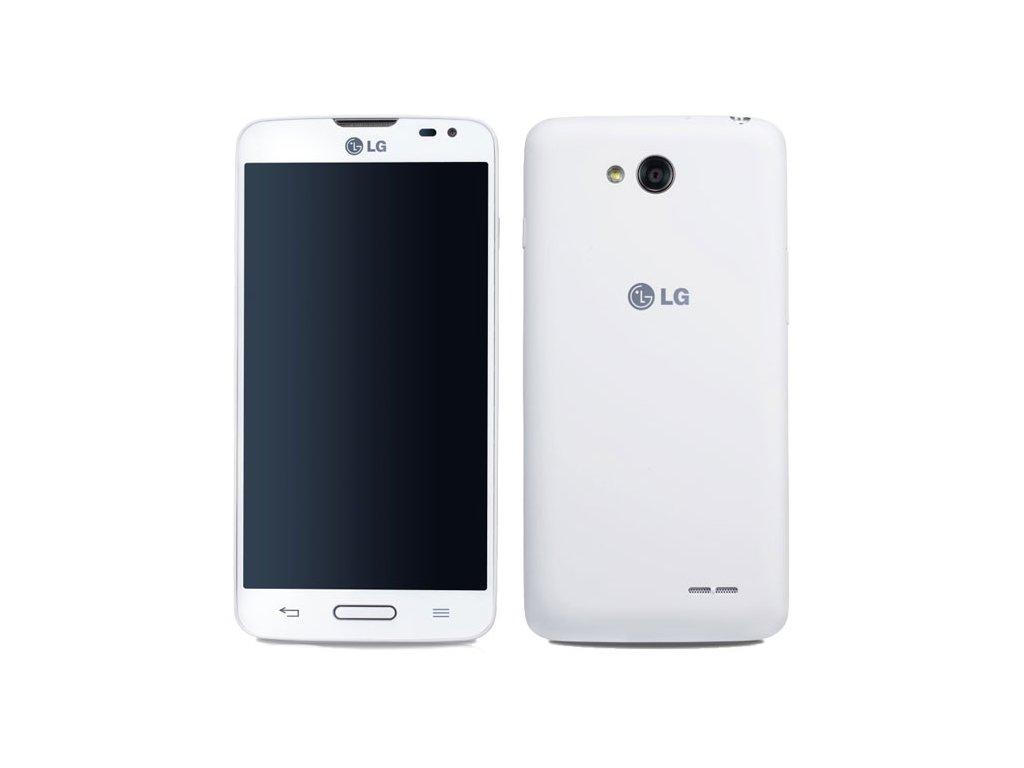 Čirá ochranná fólie pro LG L90 D405