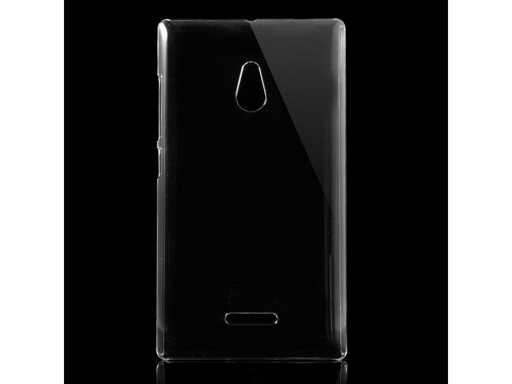 Průhledné pouzdro pro Nokia XL Dual SIM