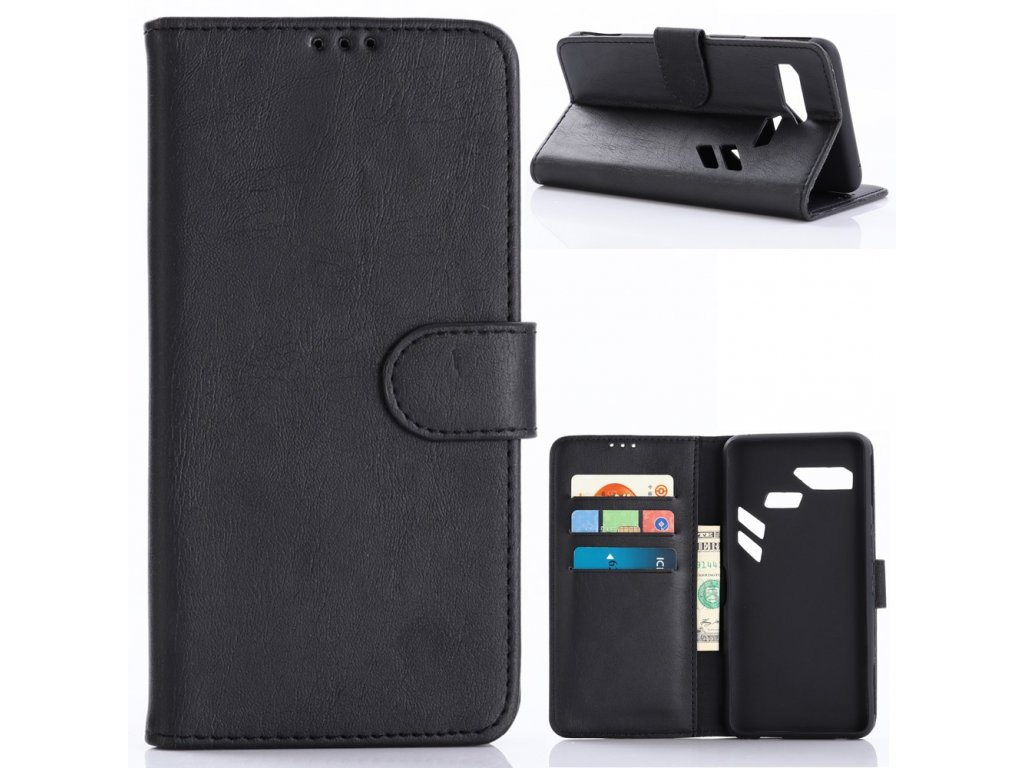 Pouzdro TVC WalletCase pro Asus Rog Phone (ZS600KL)