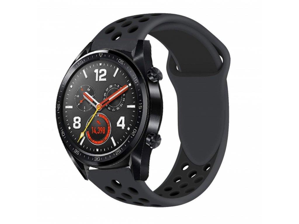 Gumový řemínek TVC Bi-Color pro Huawei Watch GT
