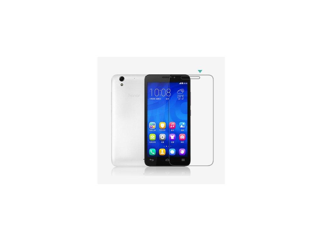Čirá ochranná fólie pro Huawei Ascend G630
