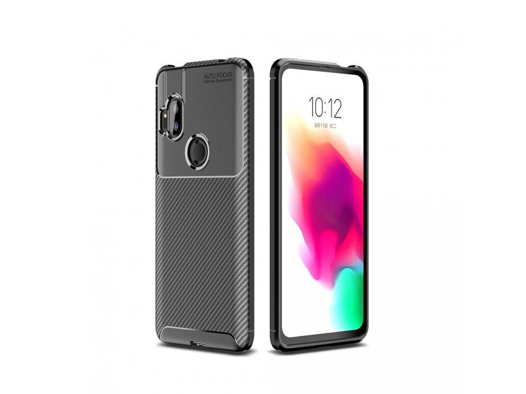Pouzdro TVC Carbon pro Motorola One Hyper
