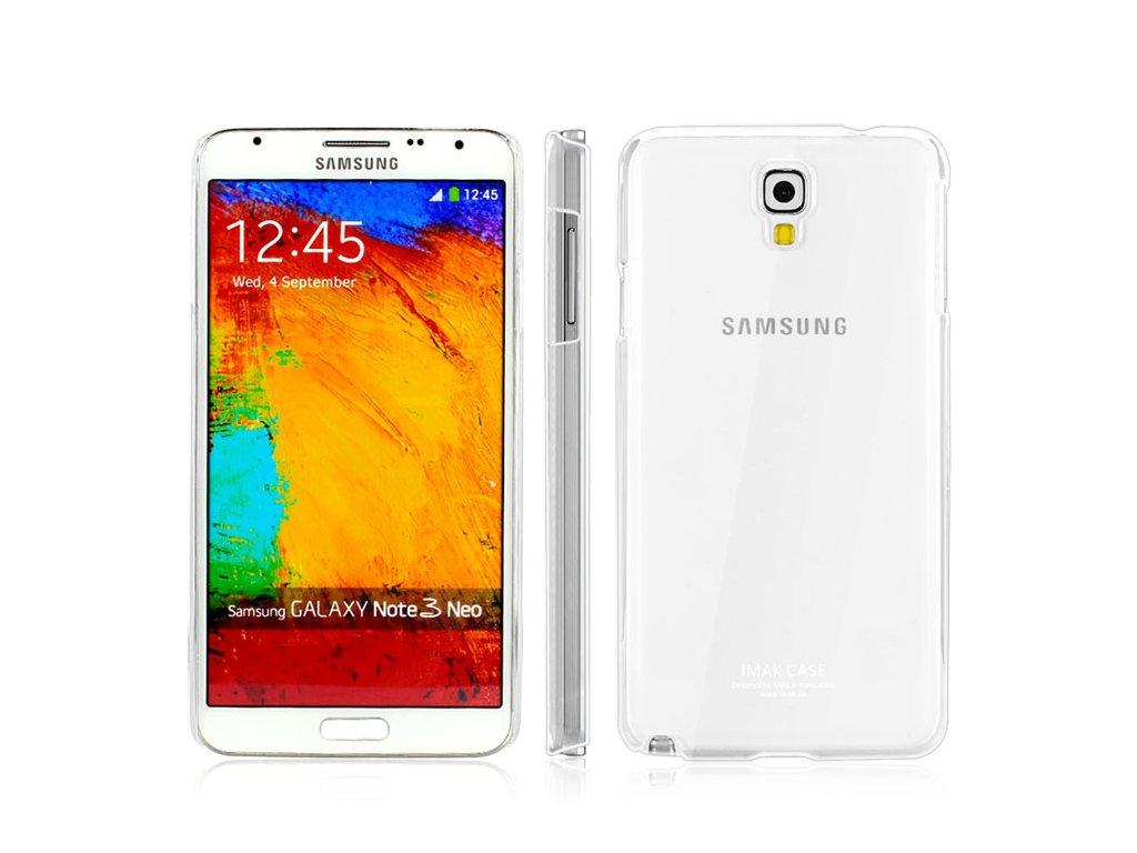 Průhledné pouzdro Imak pro Samsung Galaxy Note 3 Neo