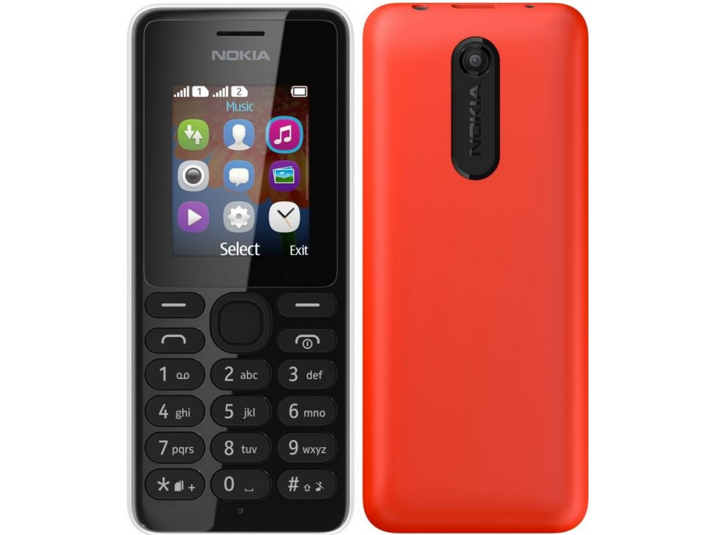 Matná fólie pro Nokia 208