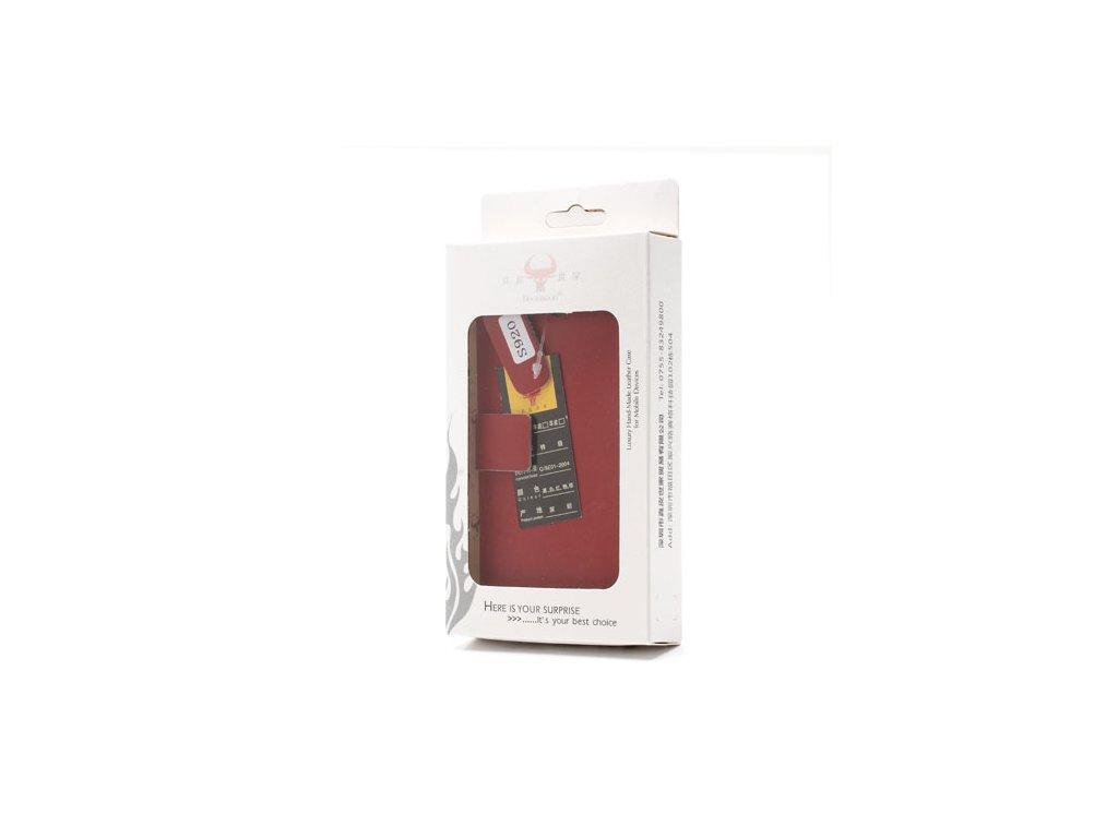 Kožené pouzdro Doormoon pro Lenovo S920
