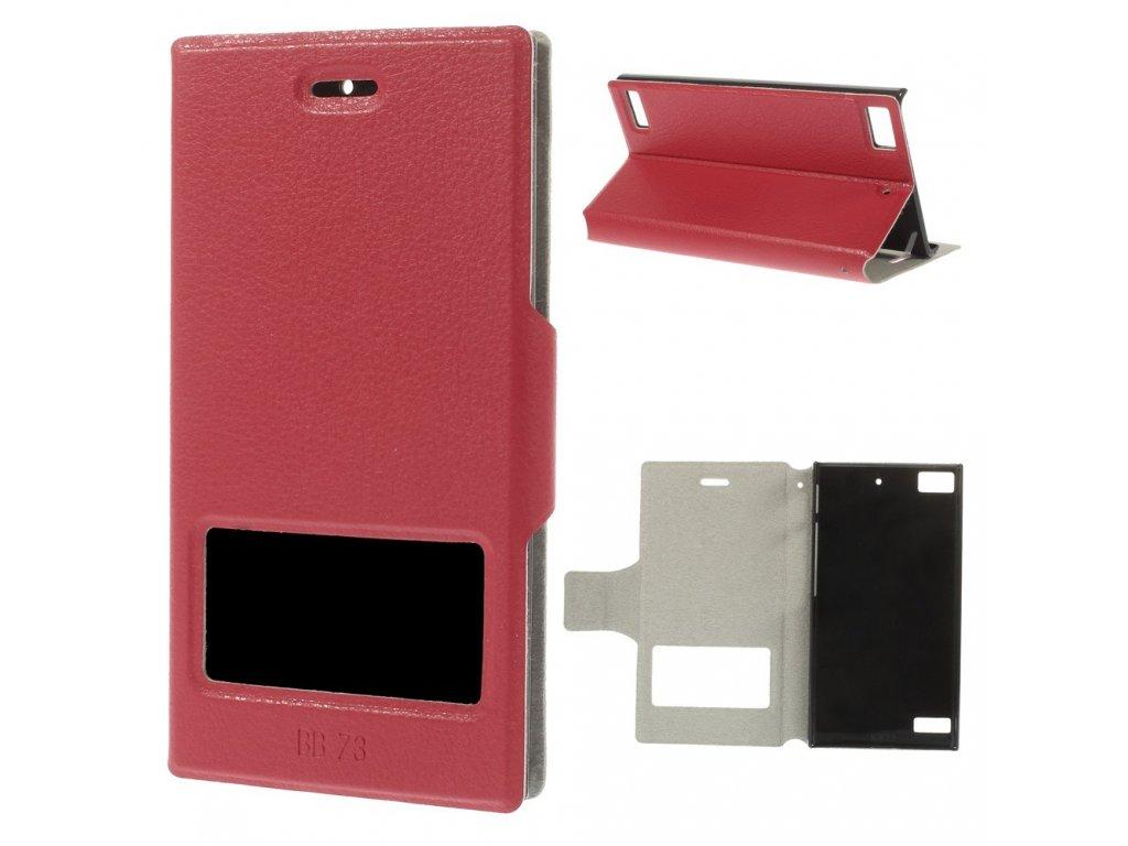 Pouzdro s okénkem pro Blackberry Z3