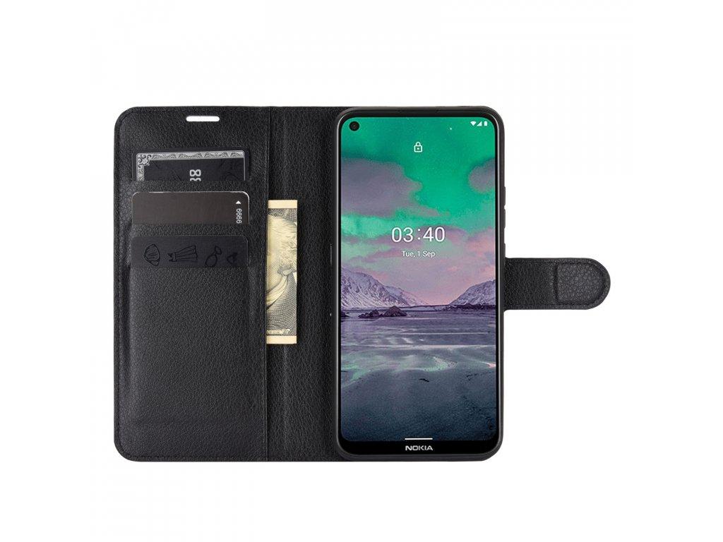 Pouzdro TVC WalletCase pro Nokia 3.4