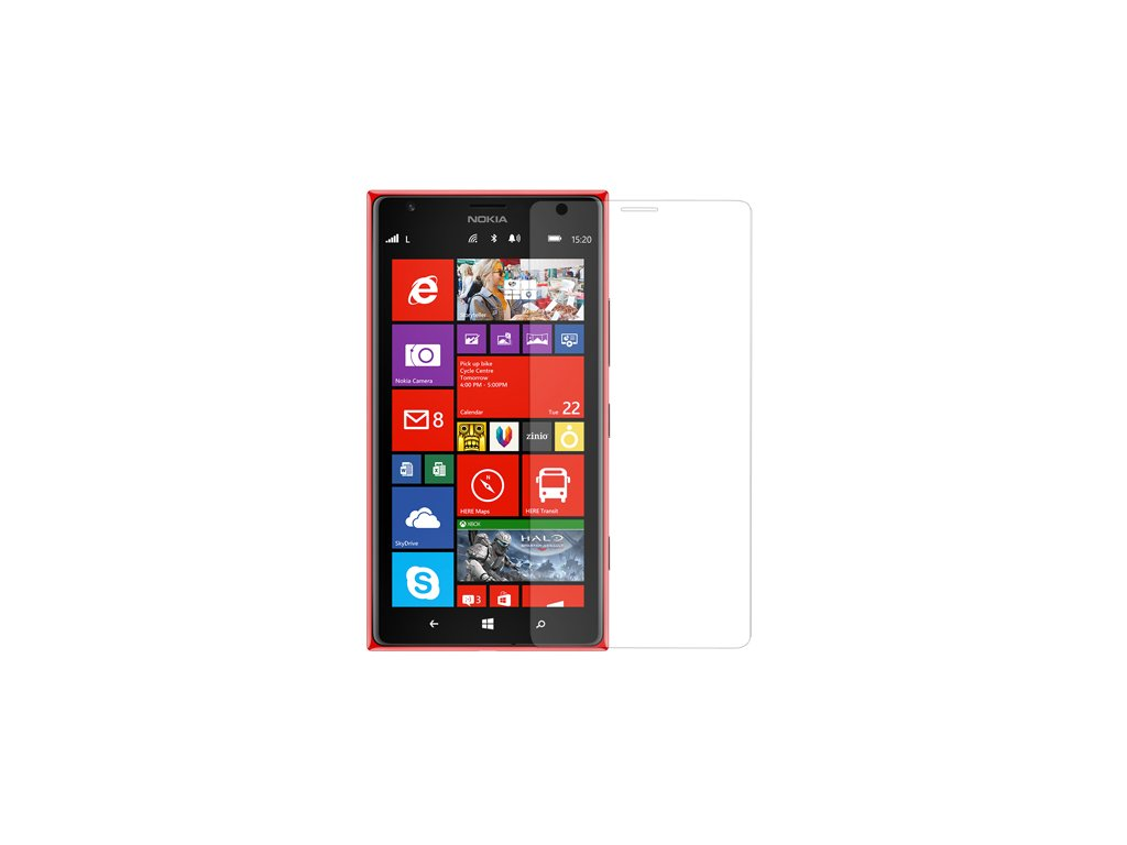 Čirá ochranná fólie pro Nokia Lumia 1520
