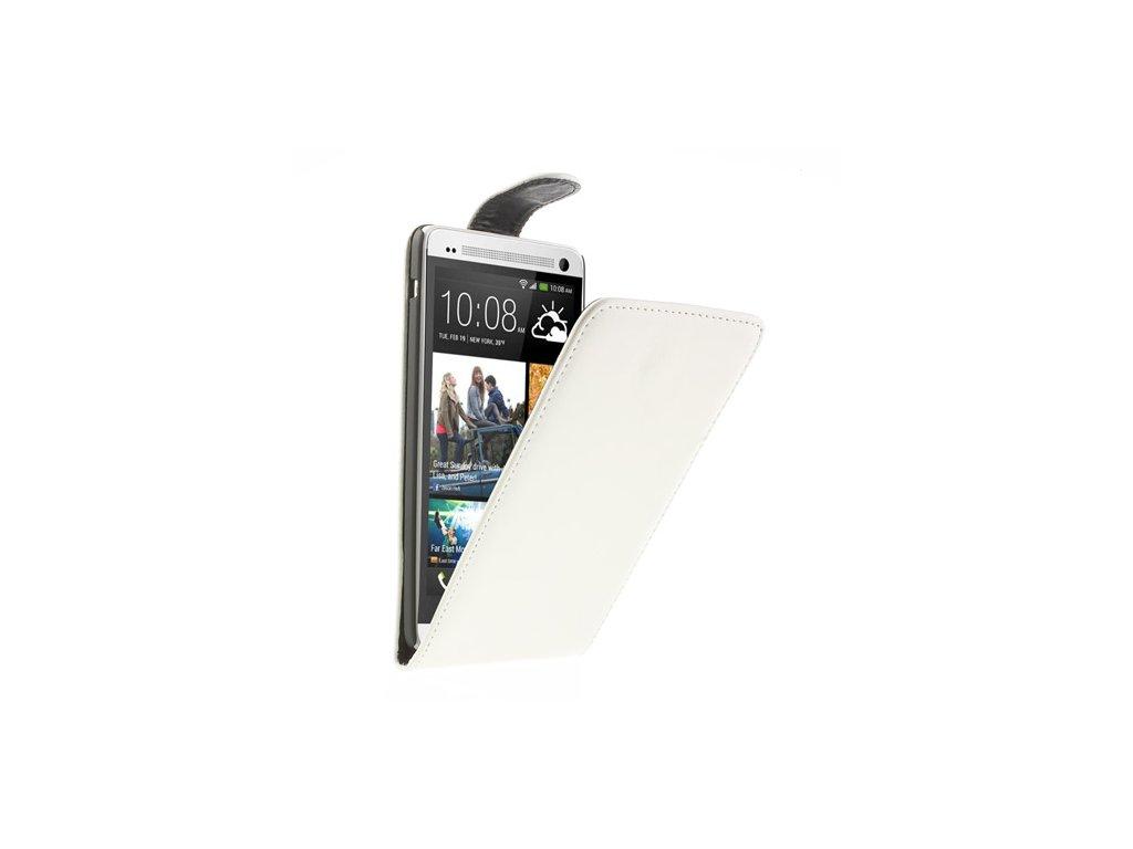 Koženkové pouzdro pro HTC One Max