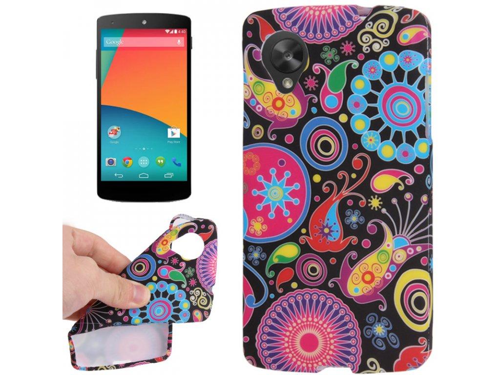 Pouzdro s moderním vzorem pro Nexus 5