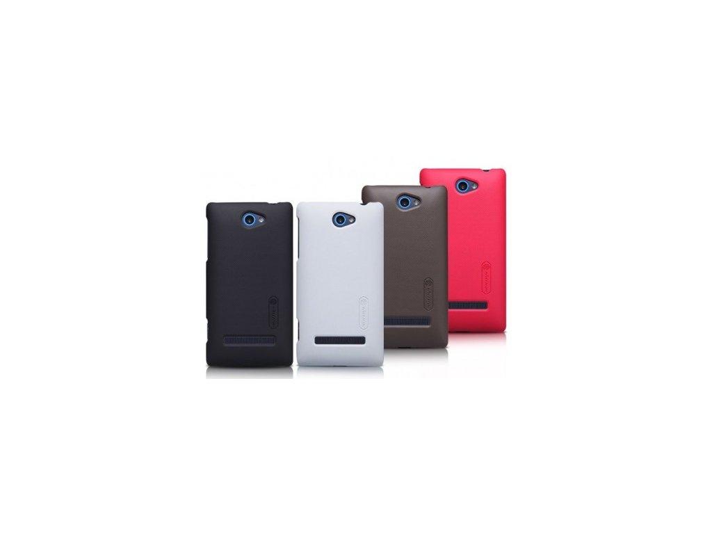 Vroubkované pouzdro Nillkin pro HTC 8S