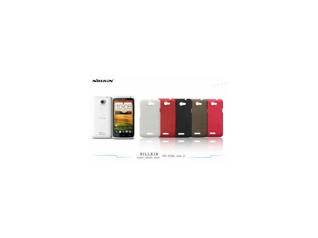 Vroubkované pouzdro Nillkin pro HTC One X