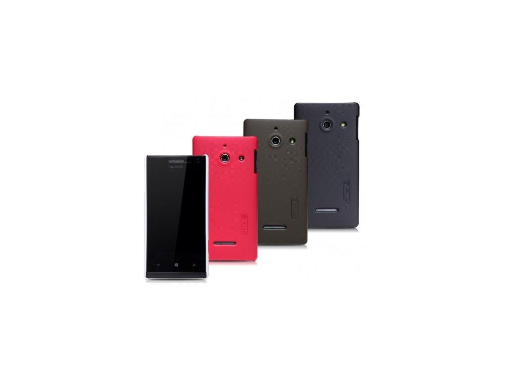 Vroubkované pouzdro Nillkin pro Huawei Ascend W1