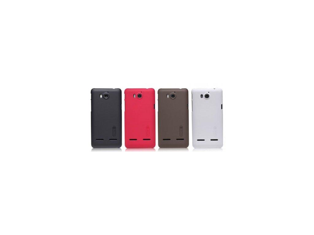Vroubkované pouzdro Nillkin pro Huawei Ascend G600