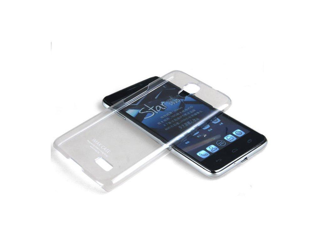 Průhledné pouzdro Imak pro Alcatel One Touch Idol X