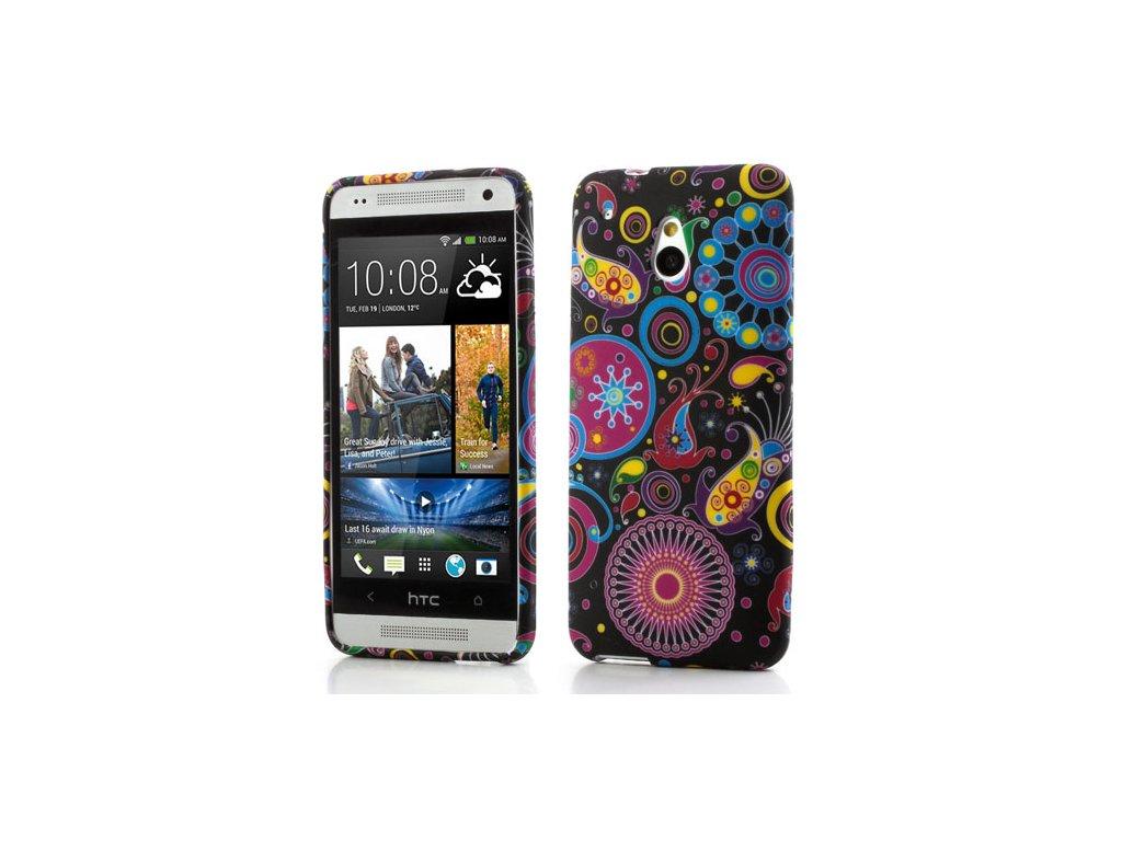 Pouzdro s moderním vzorem pro HTC One Mini