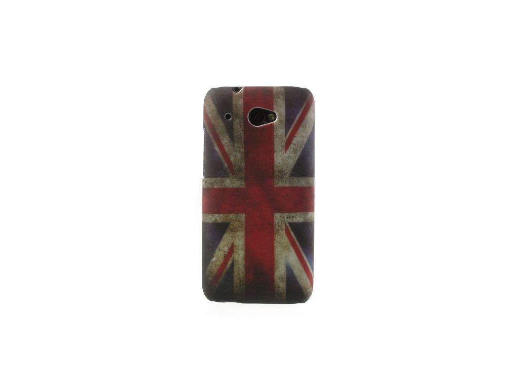 Pouzdro s britskou vlajkou pro HTC Desire 601