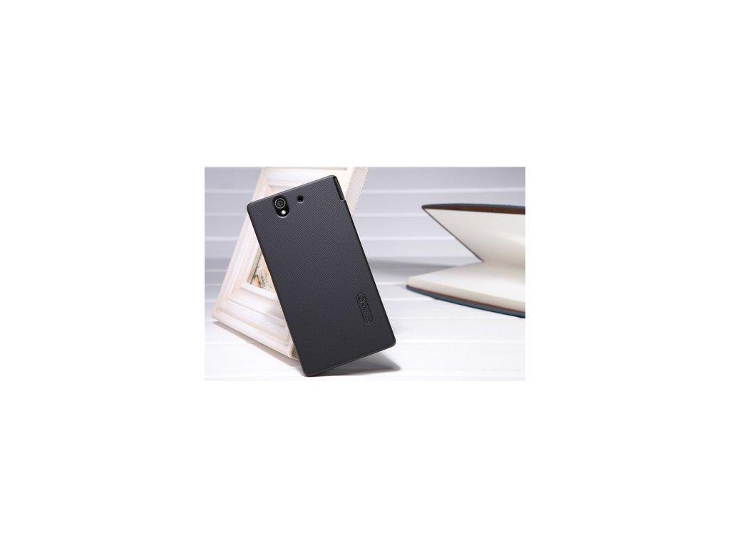 Vroubkované pouzdro Nillkin pro Sony Xperia Z