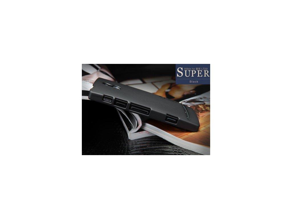 Vroubkované pouzdro Nillkin pro Sony Xperia P