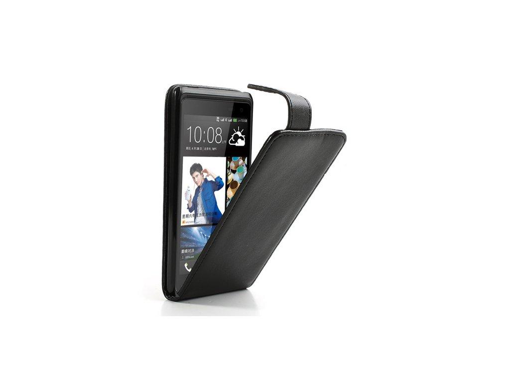 Koženkové pouzdro pro HTC Desire 600