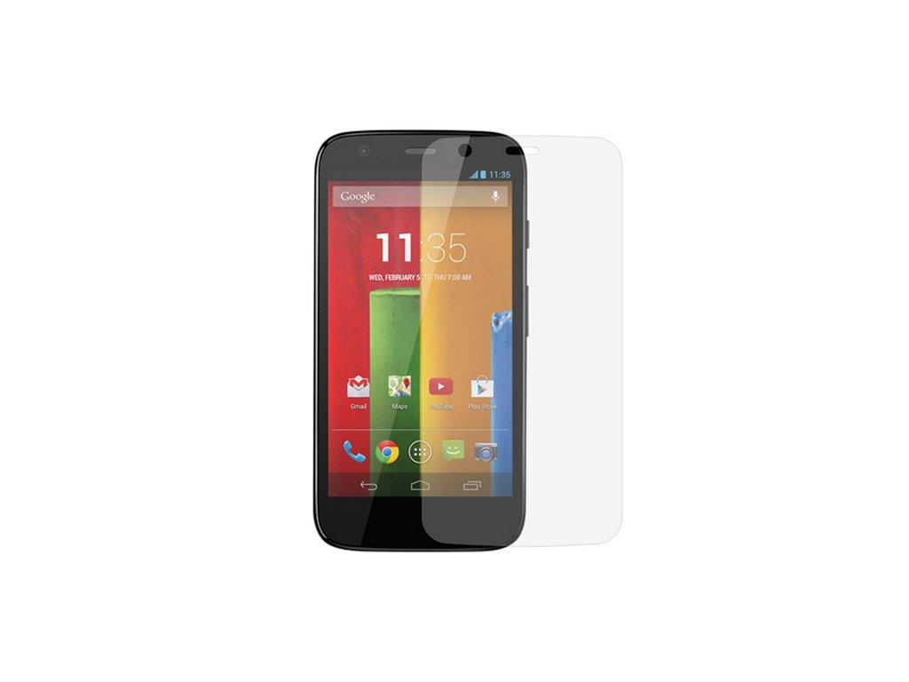 Čirá ochranná fólie pro Motorola Moto G