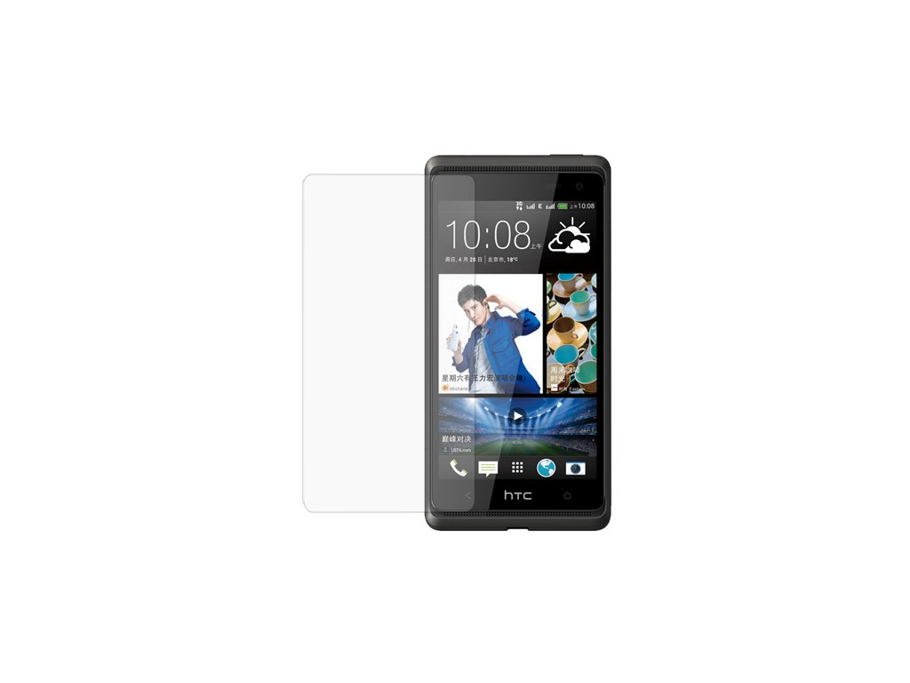 Čirá ochranná fólie pro HTC Desire 600