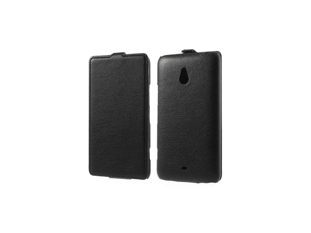 Koženkové pouzdro pro Nokia Lumia 1320