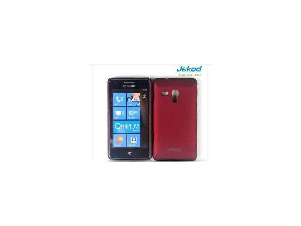 Plastové pouzdro Jekod pro Samsung Galaxy Omnia M