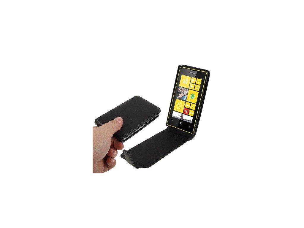 Koženkové pouzdro pro Nokia Lumia 520