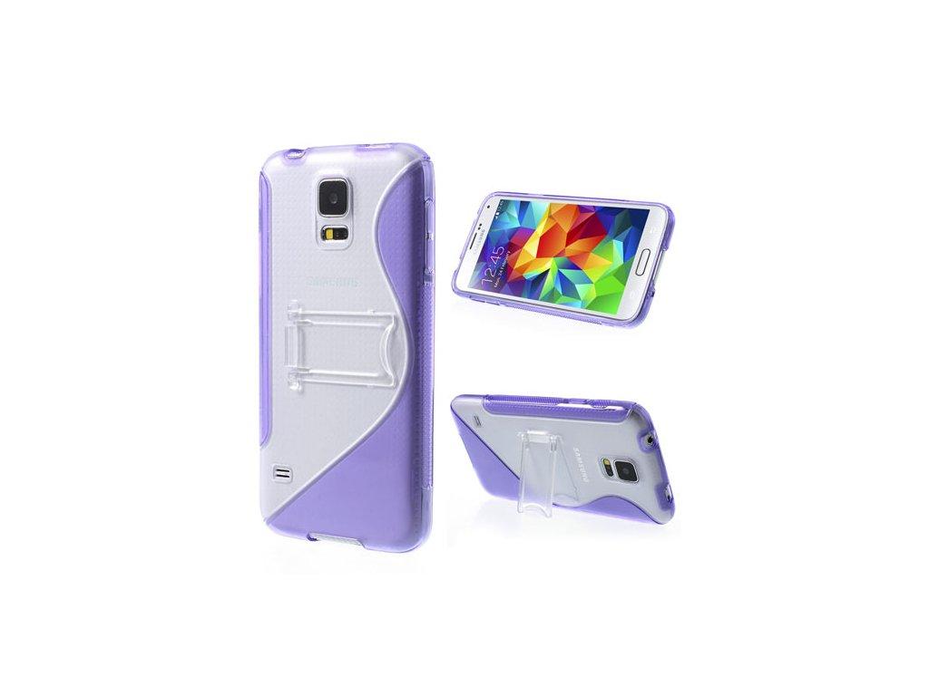 Pouzdro se stojánkem pro Samsung Galaxy S5