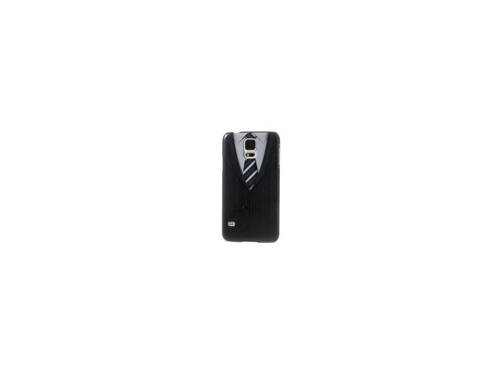 Pouzdro s kravatou pro Samsung Galaxy S5