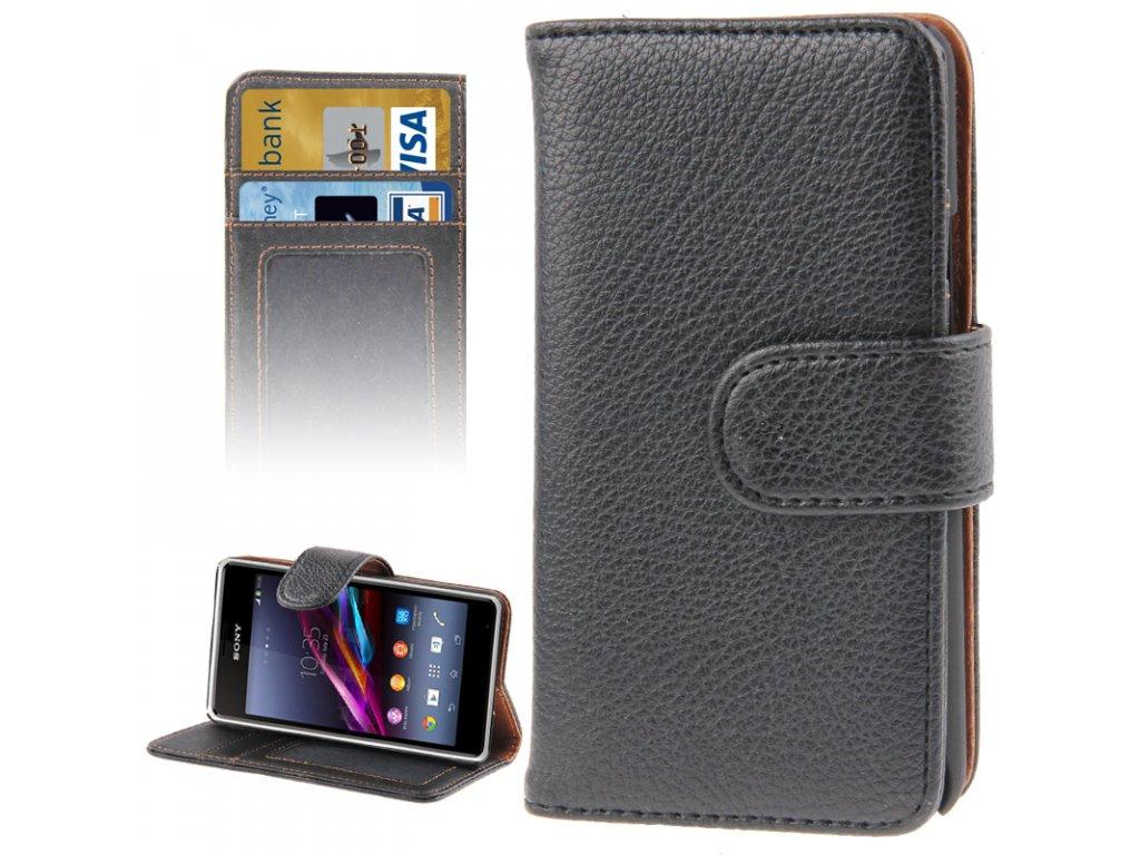 Pouzdro se stojánkem pro Sony Xperia E1