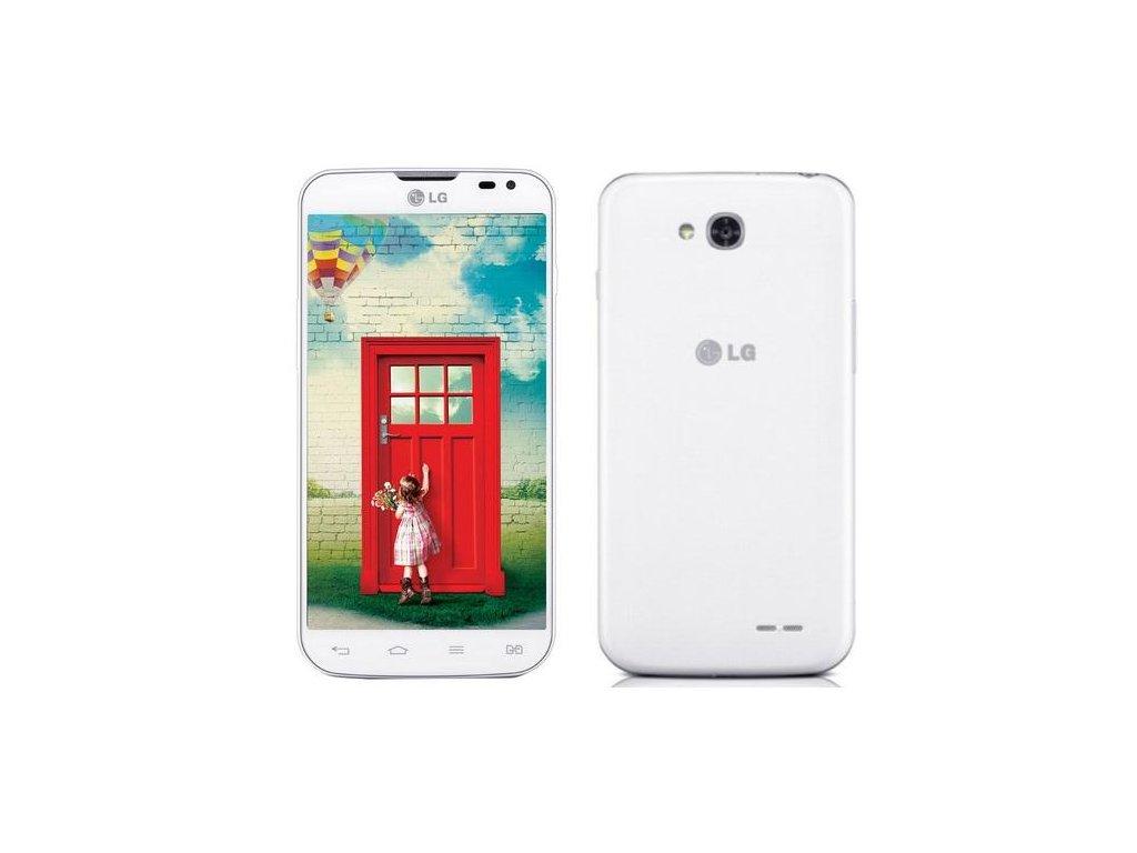 Čirá ochranná fólie pro LG L70