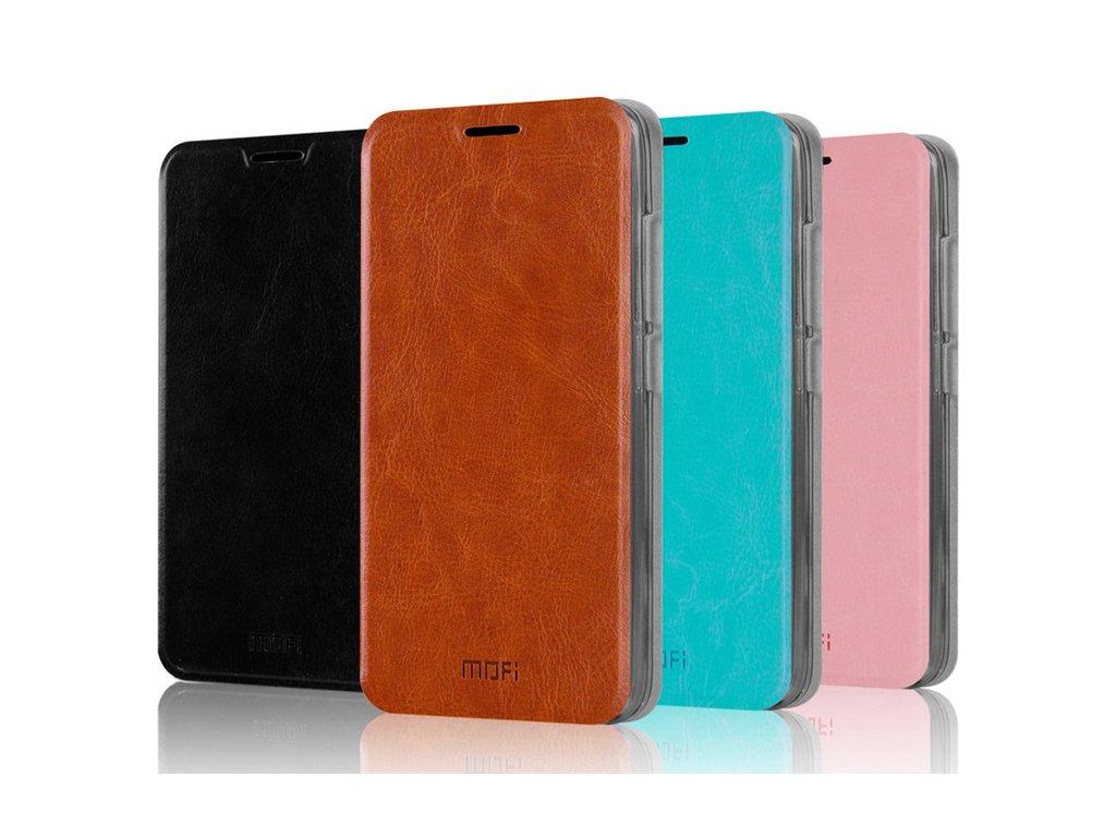 Koženkové pouzdro Mofi pro Huawei Ascend G630