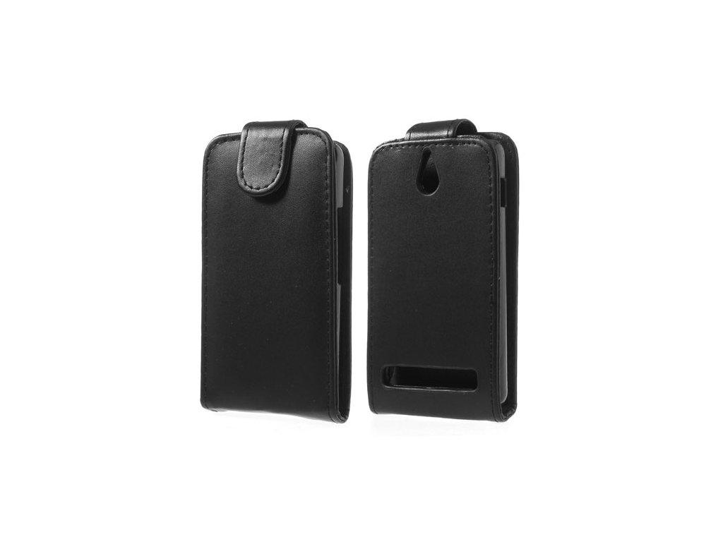 Koženkové pouzdro pro Sony Xperia E1
