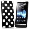 Pouzdro s puntíky pro Sony Xperia P