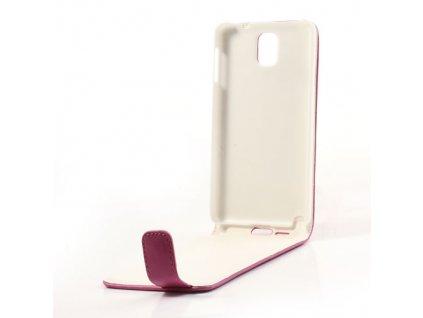 Koženkové pouzdro pro Samsung Galaxy Note III/Note 3