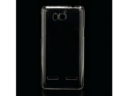 Průhledné pouzdro pro Huawei Ascend G600/Honor 2